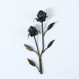 Роза с двумя бутонами 4948923