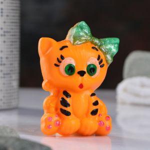 """Мыло фигурное """"Котёнок"""" 80г   4142674"""