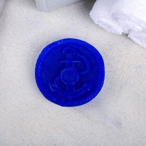 Натуральное мыло ручной работы «Якорь», 70 гр