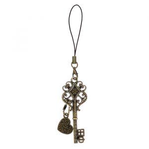 "Сувенир ключ ""Февраль"", 6 х 2,3 см 4346390"