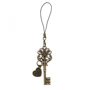 """Сувенир ключ """"Январь"""", 6 х 2,3 см   4346389"""