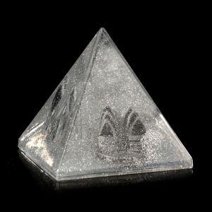 """Сувенир настольный подставка для ручки """"Опера"""" пирамида 8х8х8 см   3527053"""