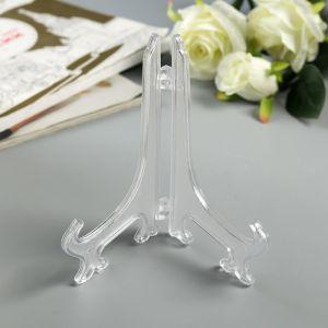 Подставка для тарелок 17,5 см, прозрачная?для тарелок d=18-20 см   4669658