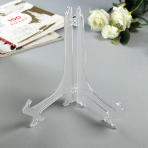 Подставка для тарелок 30 см, прозрачная?для тарелок d=35-40 см   4669663