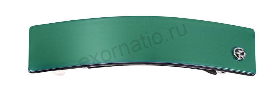 Заколка-автомат Evita Peroni 04707-326. Коллекция Basic Green