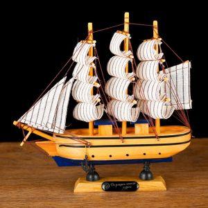 Корабль сувенирный малый «Адмирал Грейг», 417178