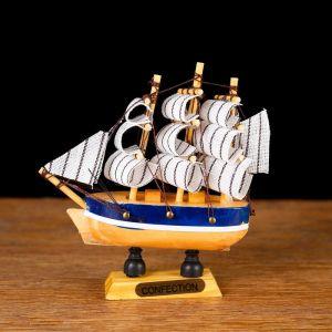 Корабль сувенирный малый «Бонавентур», 3?10?10 см 805882