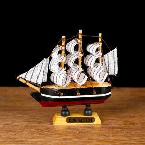 Корабль сувенирный малый «Джейн Гай», 3 ? 10 ? 10 см 805885