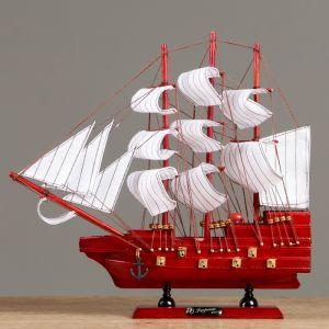 Корабль  «Навстречу ветру», 30х32см 2819017