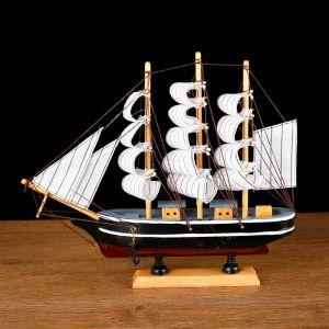 Корабль сувенирный средний «Ганимед», 417200