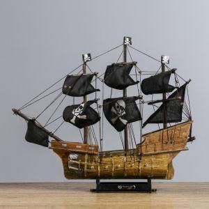 Корабль сувенирный средний «Курония», 45х9х37 см 45