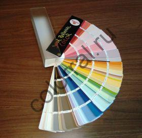 Цветовая палитра Alpina