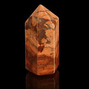 Призма из камня. Яшма Зебра от 12х33мм/16г:коробка 1722293