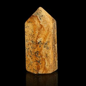 Призма из камня. Яшма узорчатая от 12х33мм/16г:коробка 1722299