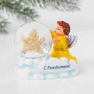 Снежный шар «Ангел»