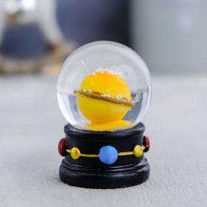 Снежный шар «Космос», полистоун