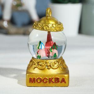 Снежный шар «Москва. Храм Василия Блаженного»