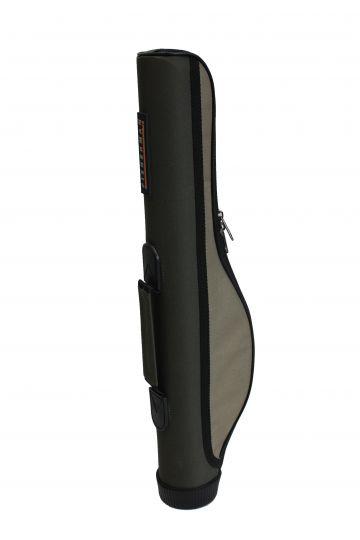 Чехол для удилищ телескопических жесткий Ф32 7,5х55 см