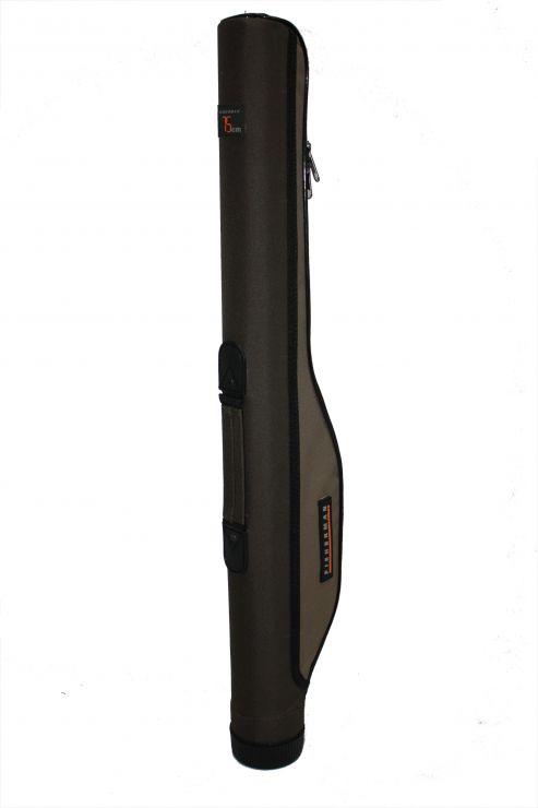 Чехол для удилищ телескопических жесткий Ф320 7,5х75 см