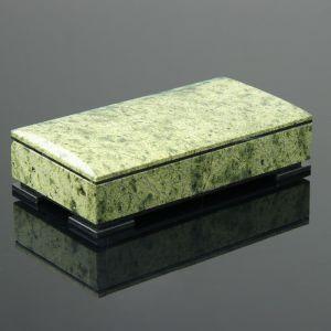 """Ларец """"Купюра"""", 11х20х6 см, змеевик 4204334"""