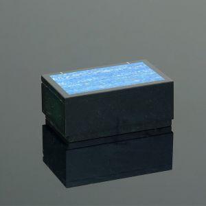 "Шкатулка ""Омега"", 10х6х4 см, долерит, лазурит 4204340"