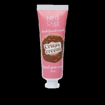 """Скраб для лица """"Crispy cream"""", питательный, 30 мл"""