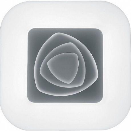 Светодиодный управляемый светильник накладной Feron AL5540 тарелка 90W 3000К-6500K квадратный