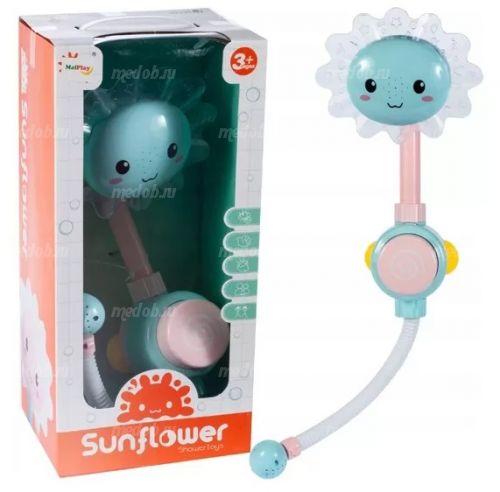 Детская игрушка для купания blue