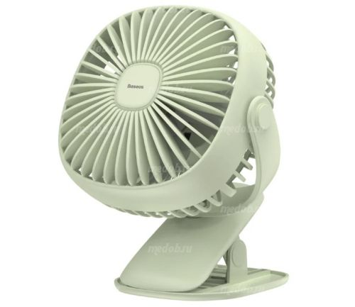 Настольный вентилятор Baseus Box Clamping Fan CXFHD-06 Green
