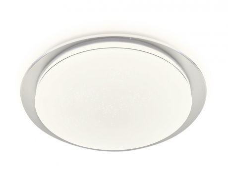 Потолочный светодиодный светильник с пультом FF47 WH белый 48W