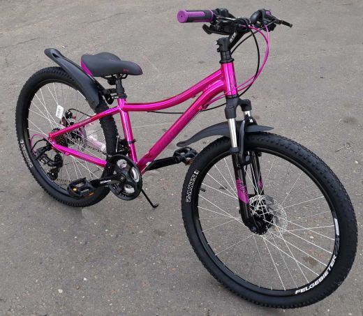 Велосипед Katrina Pink 24 MD 2020