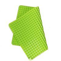 Силиконовый коврик Pyramid Pan (цвет cалатовый)_2