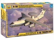 7024 Российский самолет дальнего радиолокационного обнаружения и управления А-50