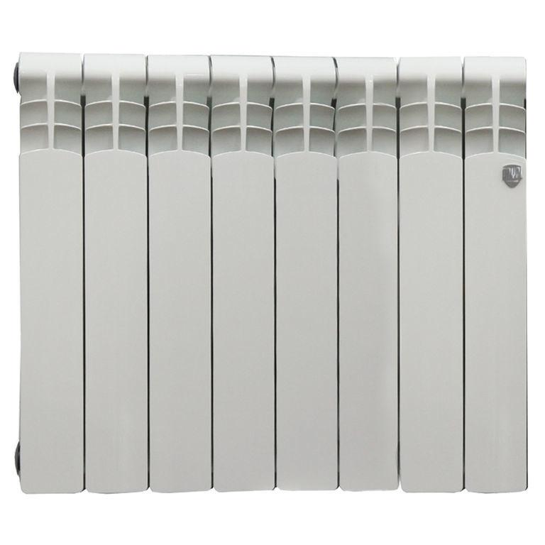 Радиатор алюминиевый Royal Thermo Revolution 500х80х80 8 секций