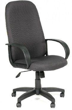 Компьютерное кресло OFFICE-LAB  КР33 ткань JP серая