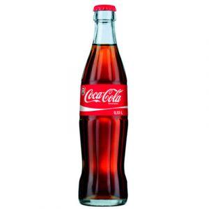 Кока Кола 0,33л