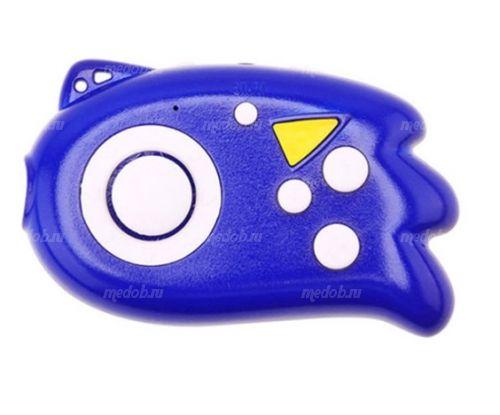 Мини приставка-геймпад с выводом на ТВ MIPAD80 (8 Bit) (Blue)