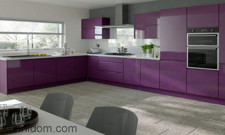 Кухня Система матовая № 26