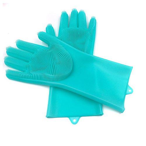 Перчатки-губка MAGIC-BRUSH