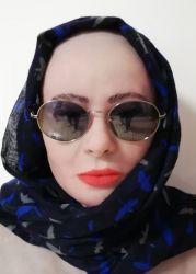 Реалистичная маска Женщины