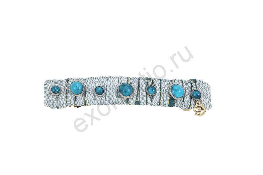 Заколка-автомат Evita Peroni 31543-803. Коллекция Miracle Aquamarine