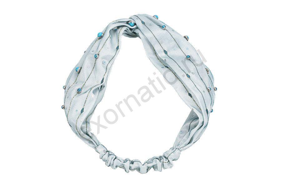 Повязка Evita Peroni 31544-803. Коллекция Miracle Aquamarine