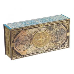 """Шкатулка в картонной обложке """"В мире безграничных возможностей"""" 3445298"""