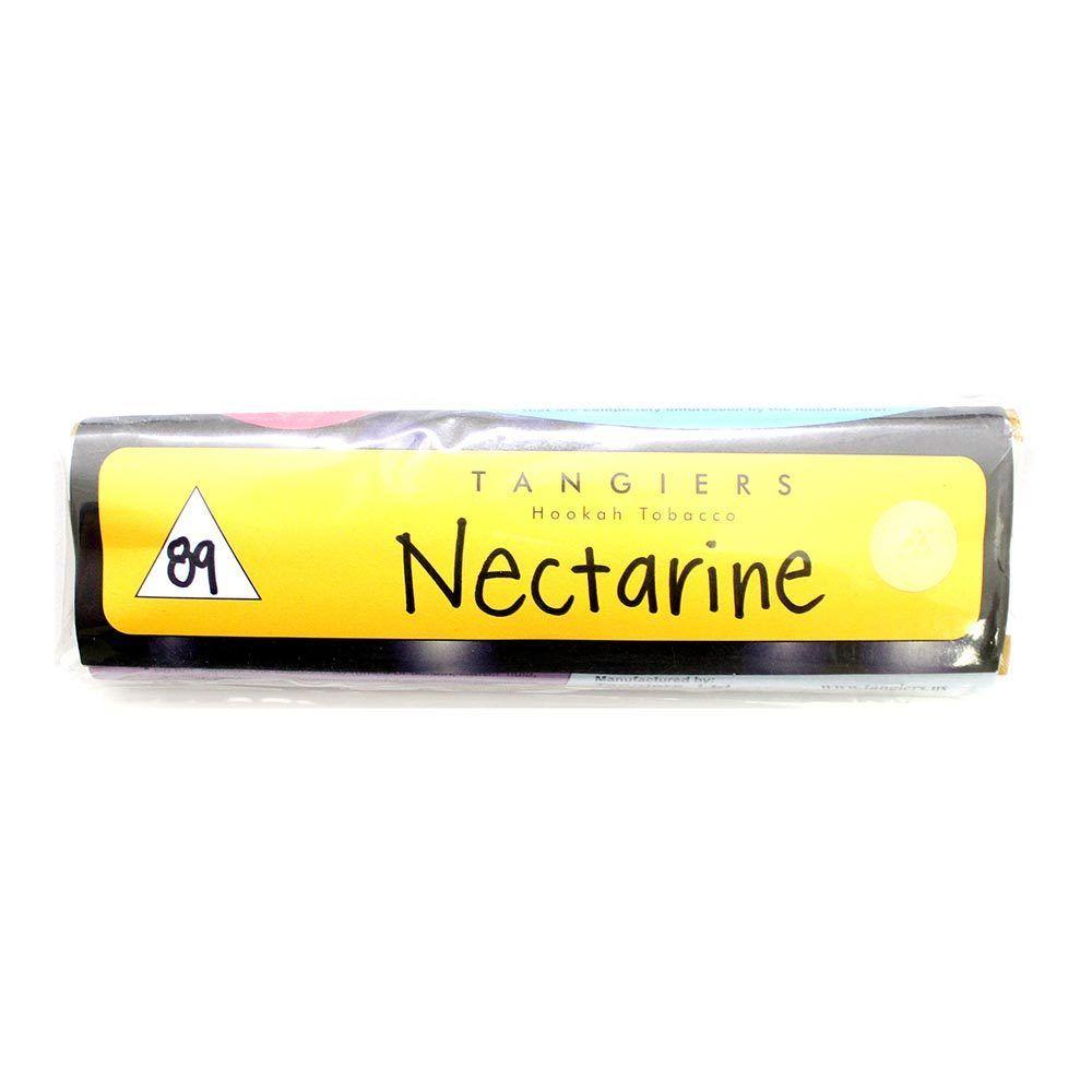 Табак Tangiers Noir - Nectarine (Нектарин, 250 грамм)