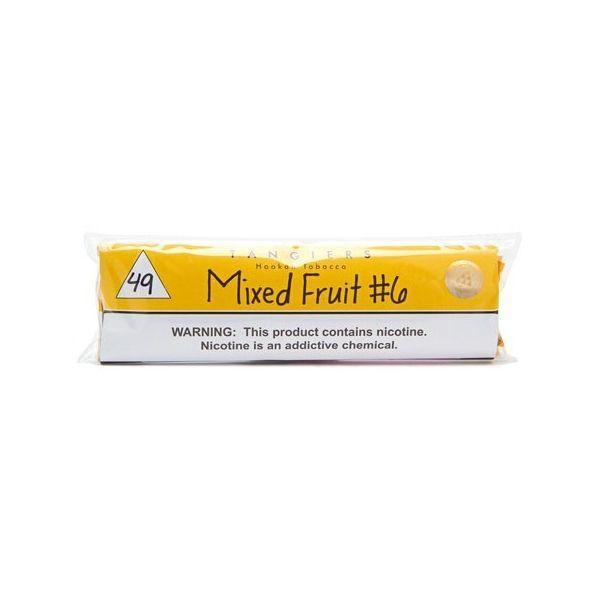 Табак Tangiers Noir - Mixed Fruit #6 (Смесь фруктов #6, 250 грамм)