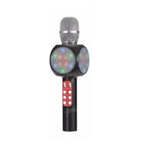 Караоке микрофон Wster WS-1816 black