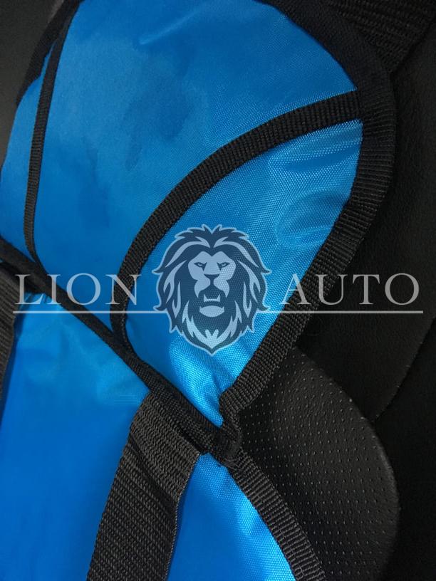 Детское автокресло (Голубое)