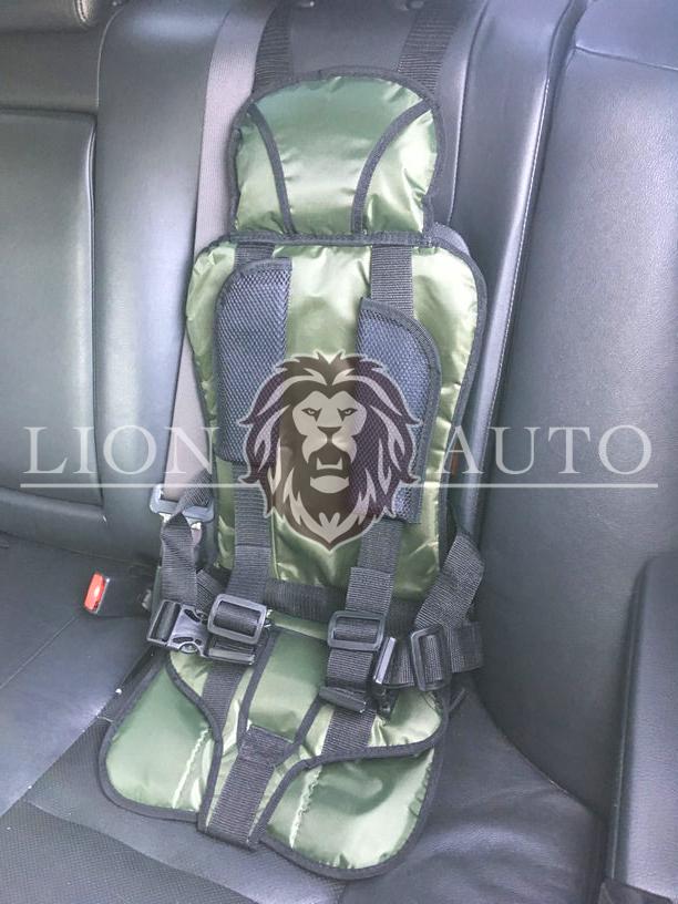 Детское автокресло (Зеленое)