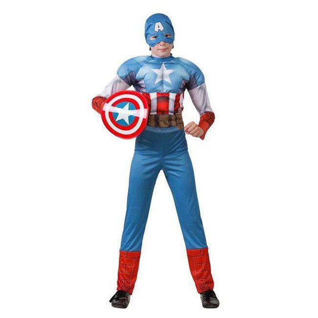 Костюм карнавальный Капитан Америка.Мстители