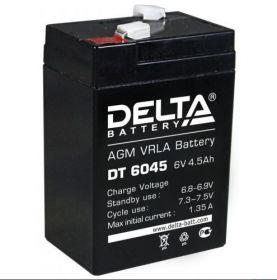Аккумулятор для машинок DT 6045